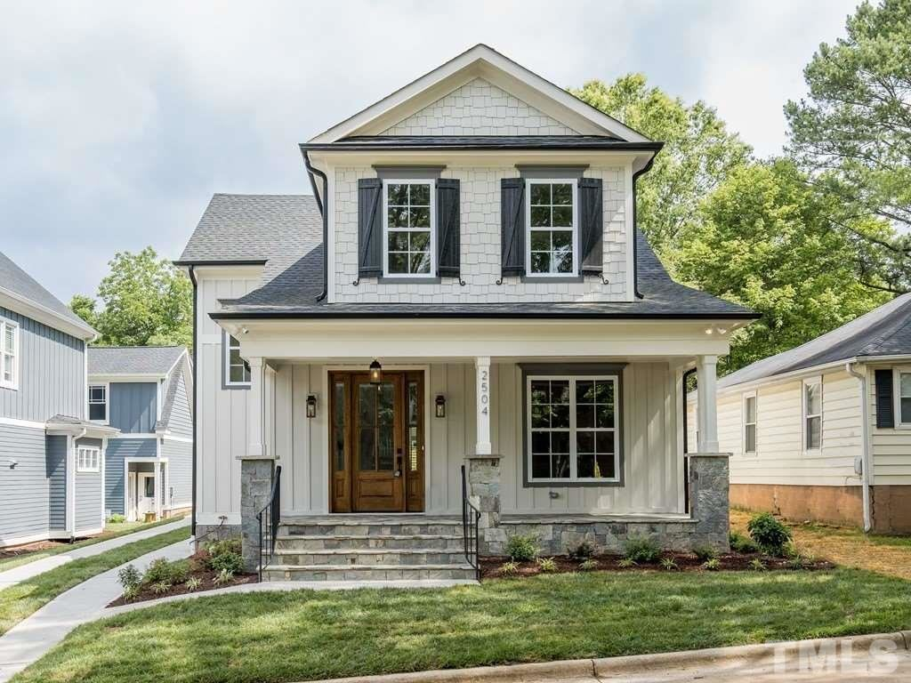 Photo of 2504 Bedford Avenue, Raleigh, NC 27607-7202 (MLS # 2324364)
