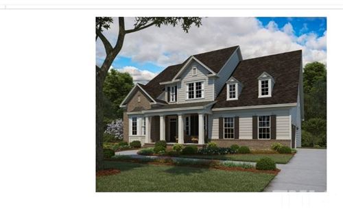 Photo of 304 Channel Cove Drive #Lot 119, Holly Springs, NC 27540 (MLS # 2282369)