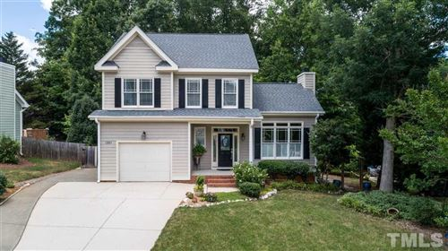Photo of 1321 Wellwater Court, Raleigh, NC 27614 (MLS # 2330369)