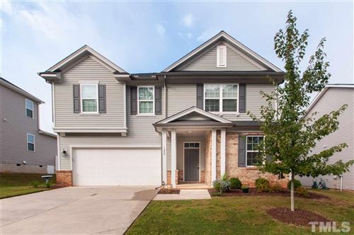 Photo of 1220 Bellreng Drive, Wake Forest, NC 27587 (MLS # 2344369)