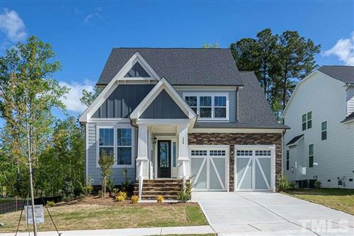 Photo of 128 Palmer Pointe Way #Lot 1833, Holly Springs, NC 27540 (MLS # 2306372)