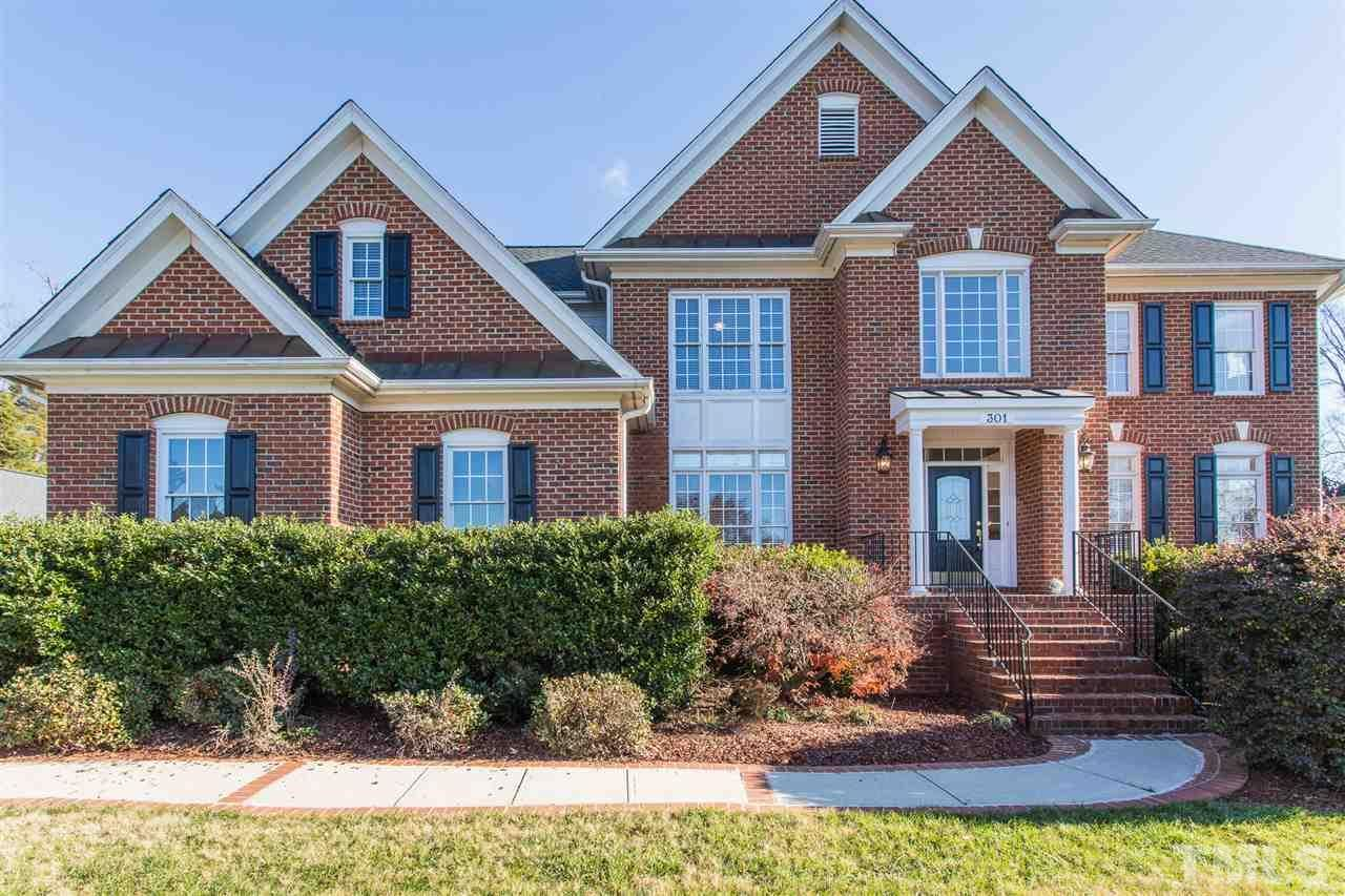 Photo of 301 Bailey Ridge Drive, Morrisville, NC 27560 (MLS # 2351375)