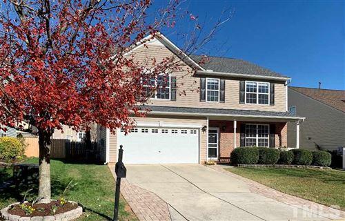 Photo of 129 Chandler Springs Drive, Holly Springs, NC 27540 (MLS # 2355378)