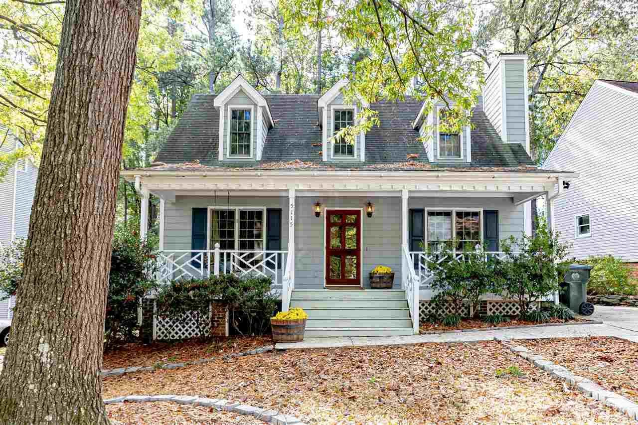 Photo of 5115 Simmons Branch Trail, Raleigh, NC 27606 (MLS # 2351380)