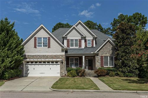 Photo of 4004 Enfield Ridge Drive, Cary, NC 27519 (MLS # 2397382)