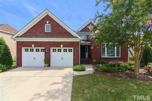 Photo of 11188 Bayberry Hills Drive, Raleigh, NC 27617 (MLS # 2342384)