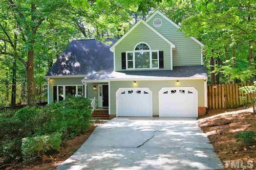 Photo of 5505 Frenchmans Creek Drive, Durham, NC 27713-2648 (MLS # 2349385)