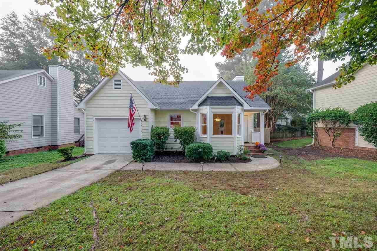 Photo of 4311 Loch Harbour Lane, Raleigh, NC 27606-8080 (MLS # 2351385)