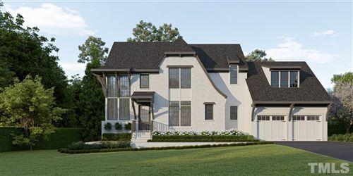 Photo of 3703 Bellevue Road, Raleigh, NC 27609 (MLS # 2345386)