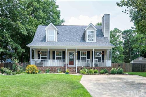 Photo of 225 Antique Lace Way, Holly Springs, NC 27540 (MLS # 2397387)