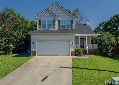 Photo of 4413 Mardela Spring Drive, Raleigh, NC 27616 (MLS # 2335389)