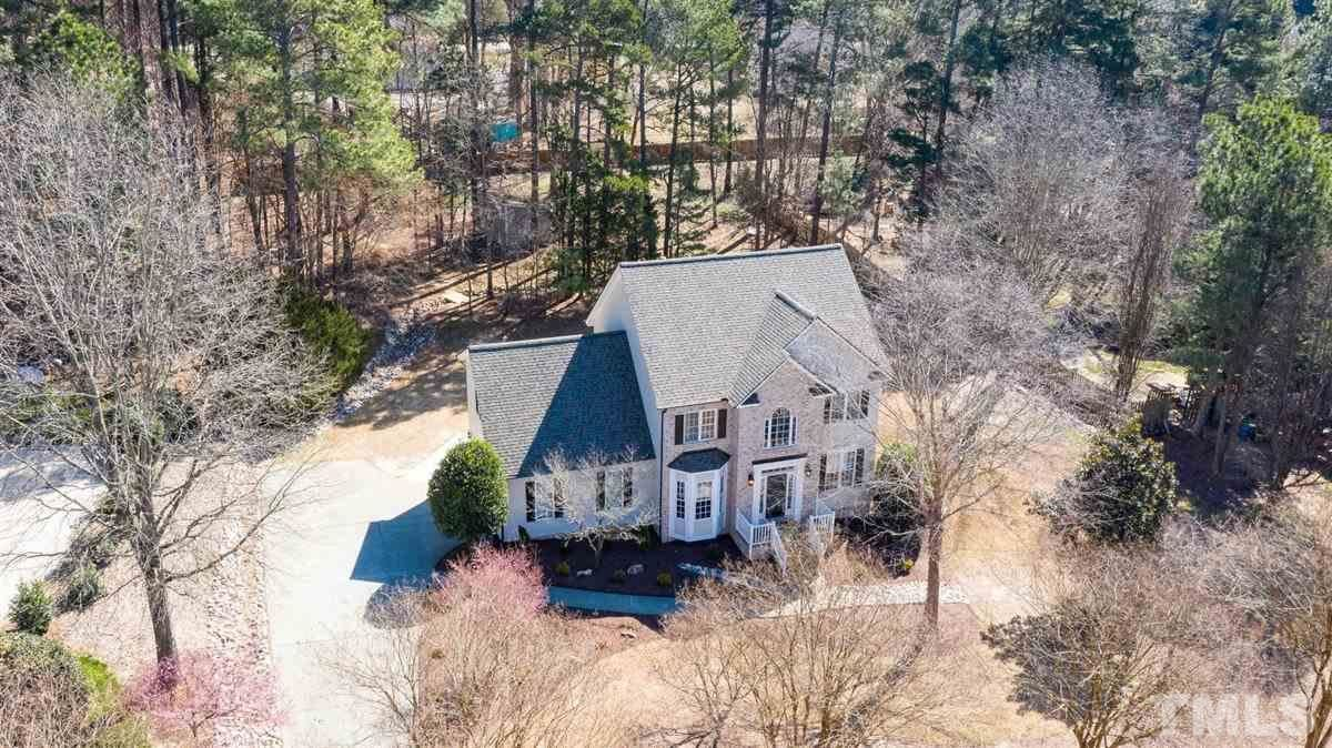 Photo of 7608 Chouder Lane, Wake Forest, NC 27587 (MLS # 2369403)