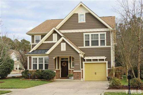Photo of 203 Rope Walk Court, Cary, NC 27560 (MLS # 2362404)