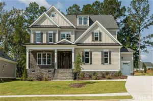Photo of 2082 Amalfi Place, Apex, NC 27502 (MLS # 2236409)