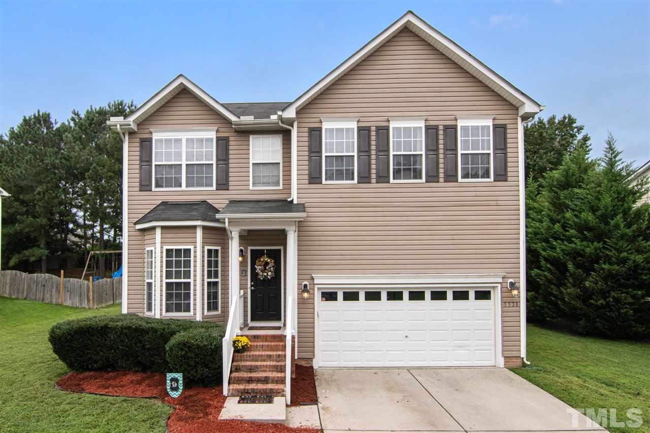 5328 Sapphire Springs Drive, Knightdale, NC 27545-7585 - MLS#: 2341409