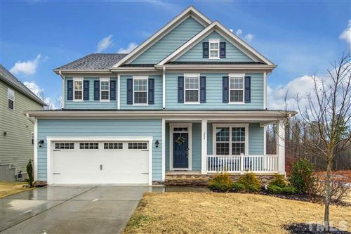 Photo of 224 Mystwood Hollow Circle, Holly Springs, NC 27540 (MLS # 2362410)