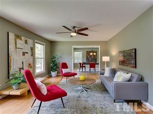 Photo of 2300 Whitley Drive, Durham, NC 27707 (MLS # 2274413)