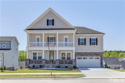 Photo of 3418 Longleaf Estates Drive, Raleigh, NC 27616 (MLS # 2302413)