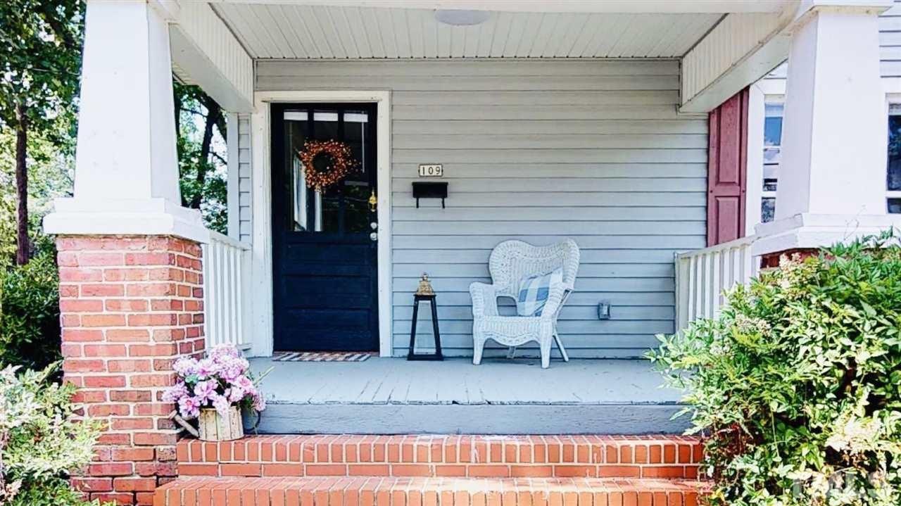 109 & 111 E Chisholm Street, Sanford, NC 27330 - #: 2323417
