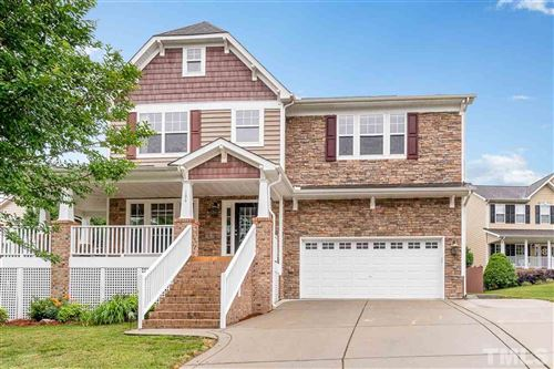 Photo of 105 Presley Snow Court, Holly Springs, NC 27540 (MLS # 2320418)
