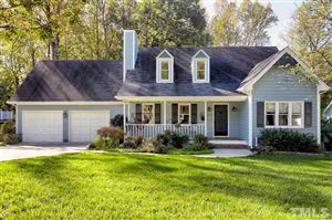 Photo of 405 Cottonwood Lane, Holly Springs, NC 27540 (MLS # 2286422)