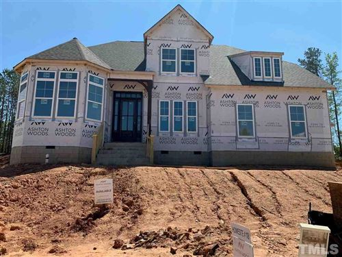 Photo of 109 Little Cove Court #Lot 118, Holly Springs, NC 27540 (MLS # 2307422)
