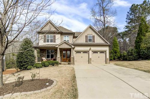 Photo of 5424 Serene Forest Drive, Apex, NC 27539 (MLS # 2309422)
