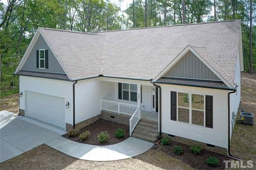 Photo of 7728 Grand Lillie Drive, Durham, NC 27712 (MLS # 2349422)