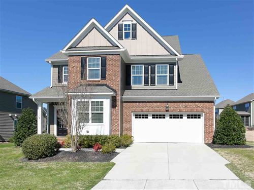 Photo of 1029 Traditions Meadow Drive, Wake Forest, NC 27587 (MLS # 2368424)