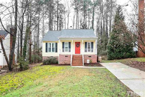 Photo of 313 Amherst Creek Drive, Wake Forest, NC 27587 (MLS # 2362426)