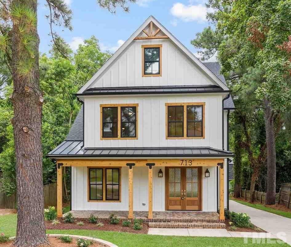 Photo of 713 Mial Street, Raleigh, NC 27608 (MLS # 2382426)