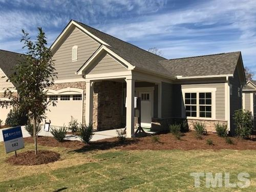 Photo of 1400 Betasso Drive #102, Cary, NC 27519 (MLS # 2254428)
