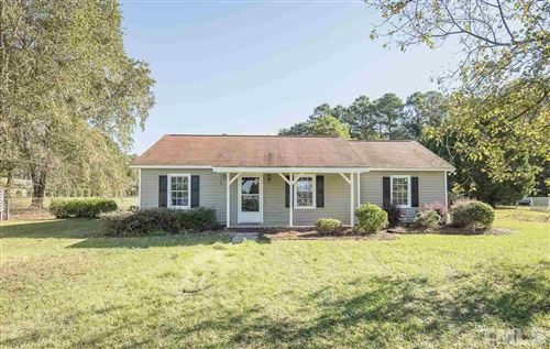 Photo of 1902 White Memorial Church Road, Willow Spring(s), NC 27592 (MLS # 2285428)