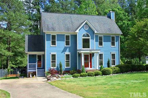 Photo of 4408 Trommel Court, Wake Forest, NC 27587 (MLS # 2383431)