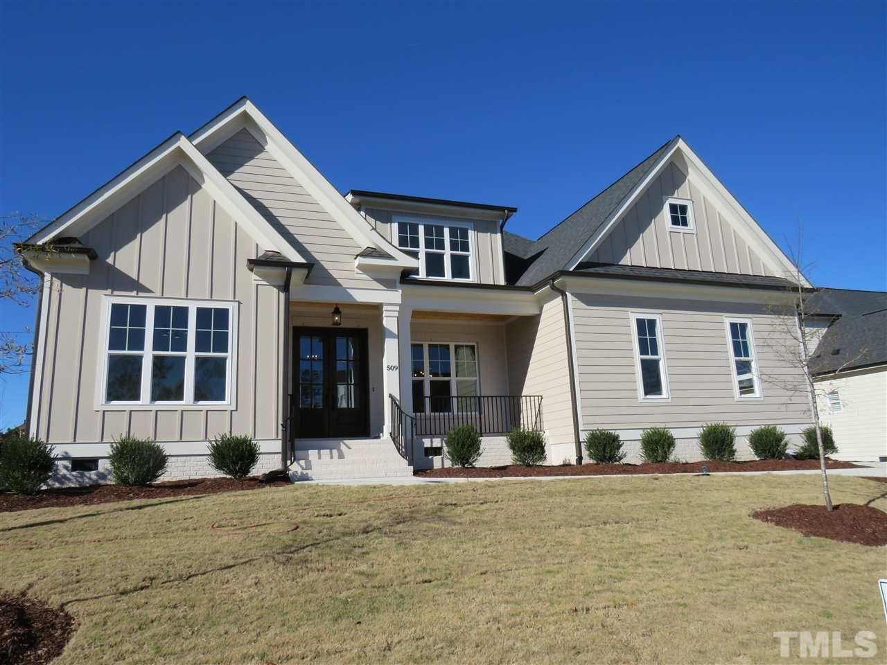 509 Broadly Glen Court, Raleigh, NC 27519-6750 - MLS#: 2332435