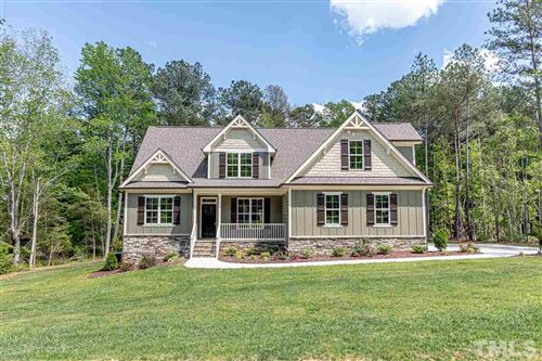 Photo of 55 Willow Bend Drive, Youngsville, NC 27596 (MLS # 2261438)