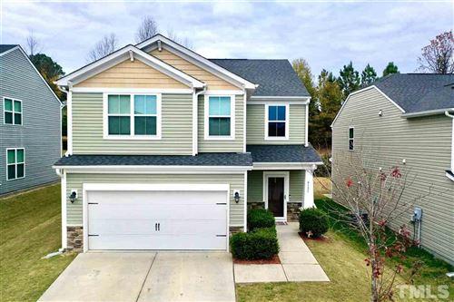 Photo of 4131 White Kestrel Drive, Raleigh, NC 27616 (MLS # 2355438)