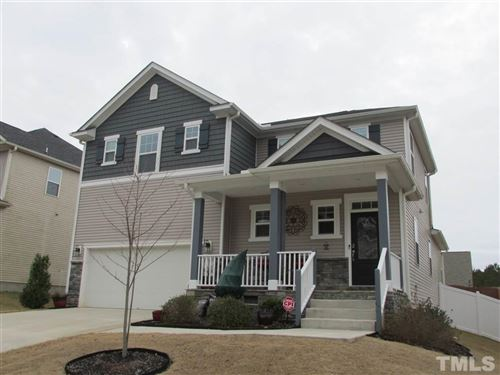 Photo of 1224 Bellreng Drive, Wake Forest, NC 27587-4016 (MLS # 2297440)