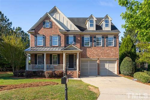 Photo of 116 Bryce Meadow Drive, Holly Springs, NC 27540-6217 (MLS # 2377440)