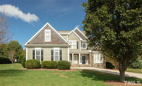 Photo of 220 Meadow Glen Drive, Wake Forest, NC 27587 (MLS # 2343449)