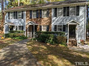 Photo of 109 Cimmaron Court #17, Cary, NC 27511-3147 (MLS # 2288452)