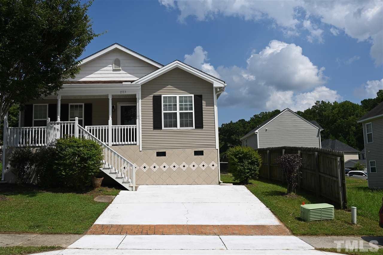 1553 Tom Gipson Drive, Raleigh, NC 27610-4455 - MLS#: 2342452