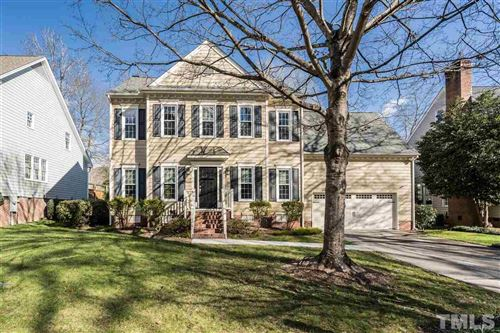 Photo of 105 Maclaurin Street, Cary, NC 27518 (MLS # 2360453)