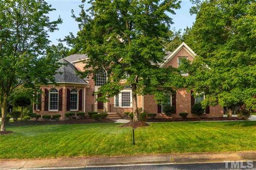Photo of 10517 Clubmont Lane, Raleigh, NC 27617-7581 (MLS # 2343454)