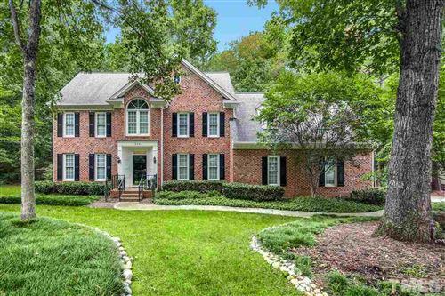 Photo of 604 Grosvenor Drive, Raleigh, NC 27615 (MLS # 2344455)