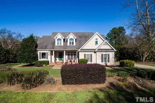 Photo of 4220 Stansted Drive, Fuquay Varina, NC 27526 (MLS # 2354457)