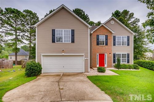 Photo of 105 Polyanthus PLACE, Holly Springs, NC 27540 (MLS # 2400461)