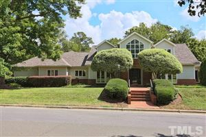 Photo of 105 Steeplechase Road, Chapel Hill, NC 27514-1425 (MLS # 2266462)