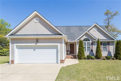Photo of 126 Buckhaven Drive, Willow Spring(s), NC 27592 (MLS # 2312464)