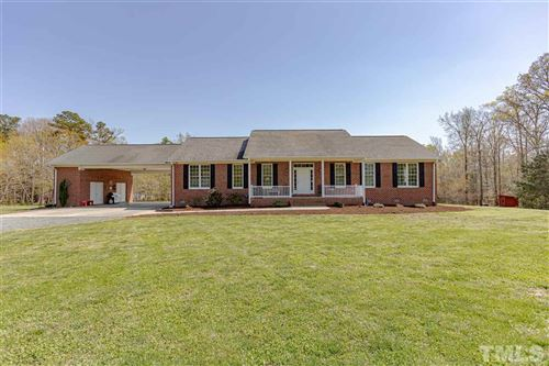 Photo of 6516 Morrow Mill Road, Chapel Hill, NC 27516 (MLS # 2376467)